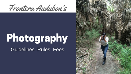 Frontera's Photography Guidelines