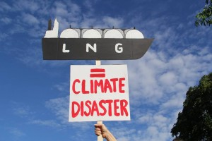 lng climate disaster
