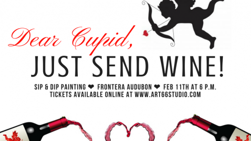 Sip & Dip Painting – February 11th